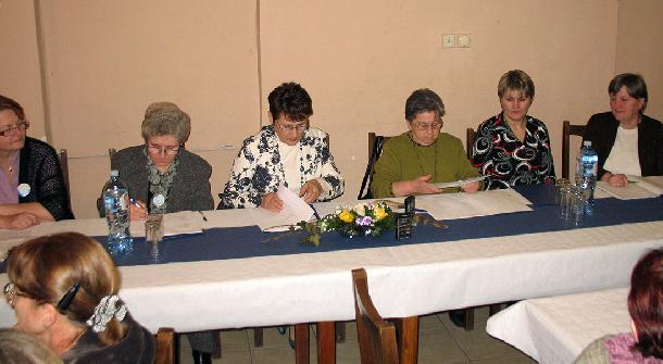 Zasadnutie výročného zhromaždenia