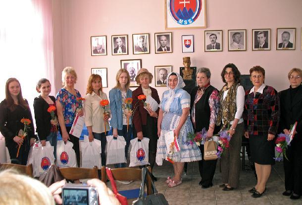 Finálová súťaž v prednese poézie a prózy žien, Báčsky Petrovec 2015